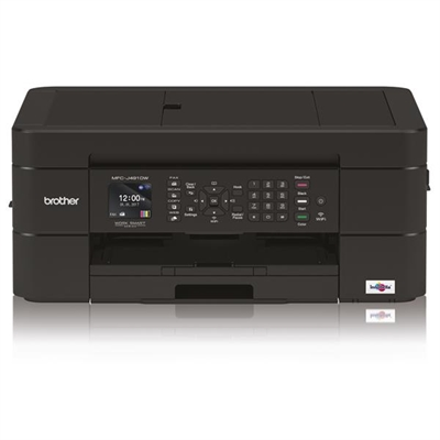 BROTHER MFCJ491DW MFP 12PPM MONO 128MB 6 PPM·