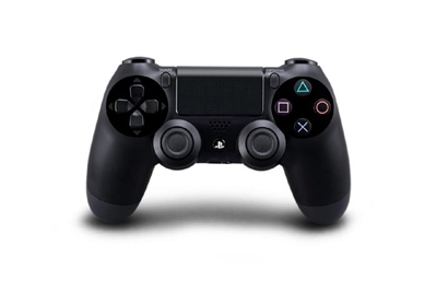 MANDO PS4 DUAL SHOCK 4 JET BLACK